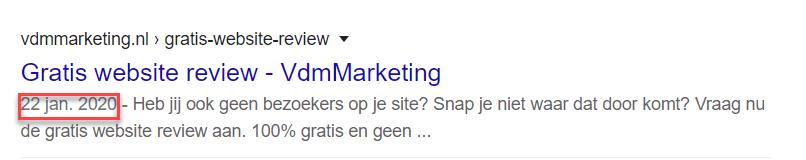 datum google