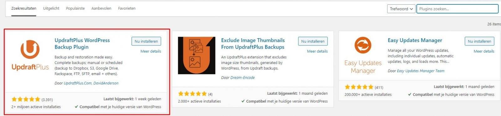 download updraftplus