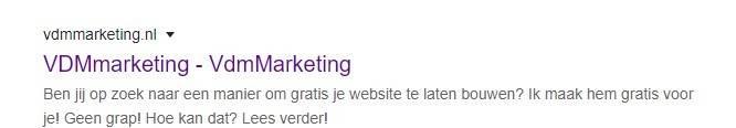 index in google