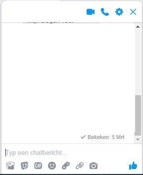 omnichannel facebook chat
