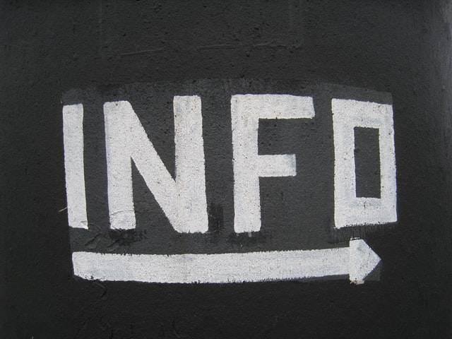 informatie 1